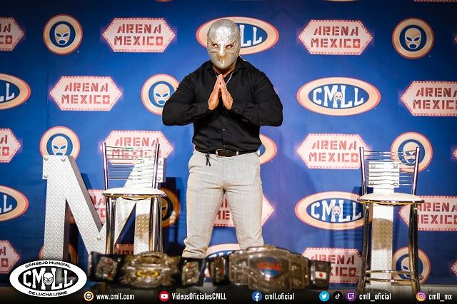 Místico: el regreso del último ídolo de la lucha libre mexicana