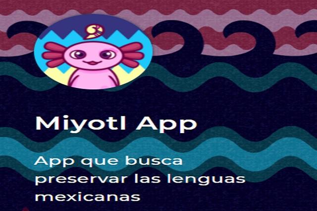 Miyotl, la app mexicana que busca preservar las lenguas originarias