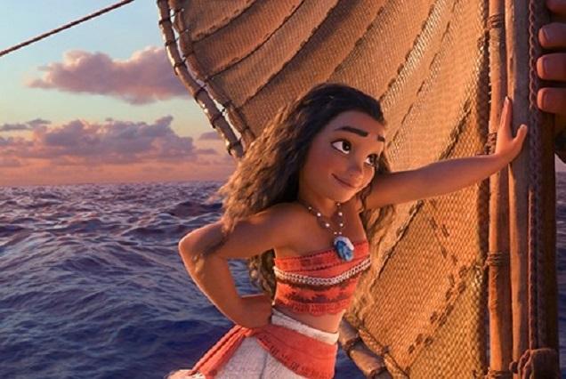 Este sábado Moana: Un mar de aventuras llega a Disney Junior