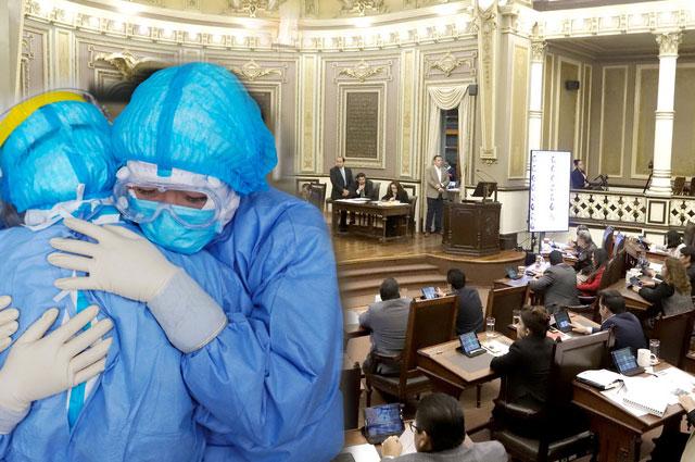 Mocharían sueldo a diputados para ayudar ante pandemias