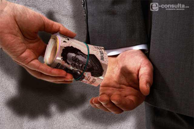 Piden moches a 3 de cada 10 empresas en Puebla: Coparmex