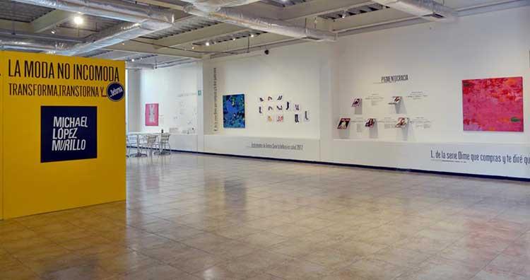 Interior del Museo UPAEP