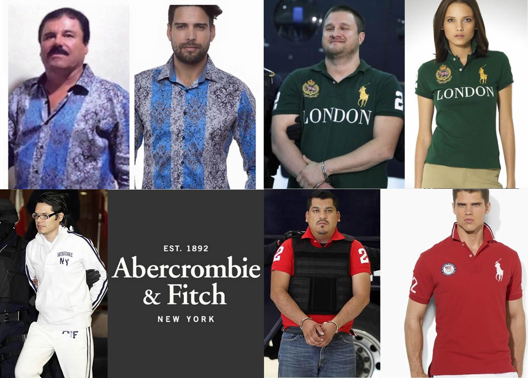 6 ejemplos de cómo los narcos mexicanos marcan tendencia en moda