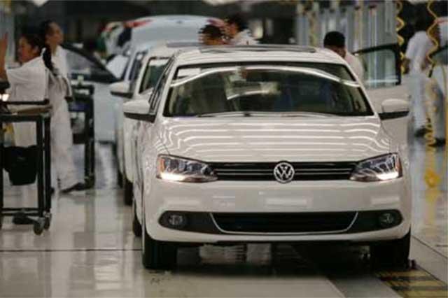 Modelo Tiguan encabeza producción y exportación de Volkswagen