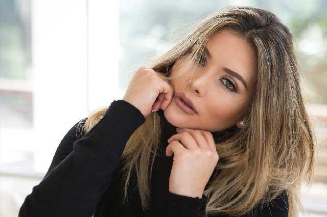 Carolina Ramírez es una apasionada modelo, diseñadora y