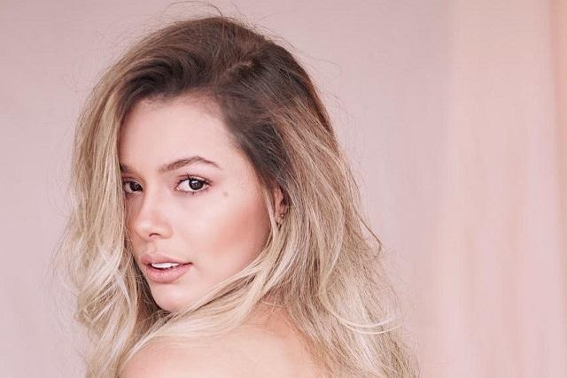 Modelo colombiana Luisa Duque derrocha dulzura y autenticidad