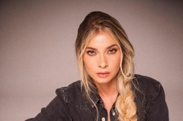 Fotos: Ellas es Marcela Mejía, colombiana que inicia su camino en el modelaje