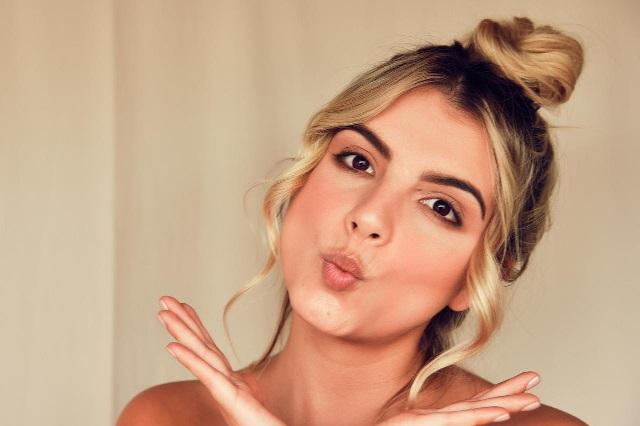 Modelo María Antonia Mesa sueña con trabajar en Televisa y Netflix