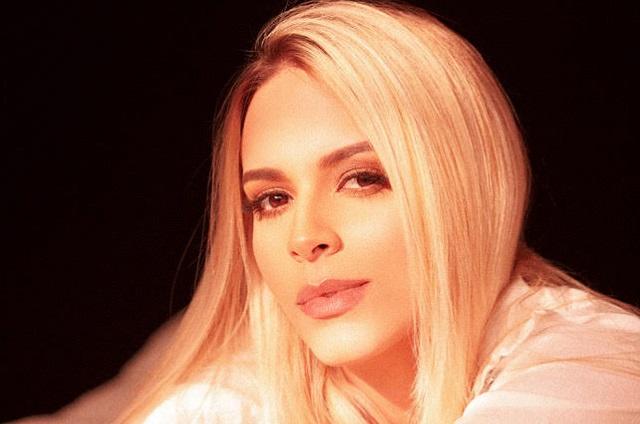 Ella es la modelo Valentina Giraldo