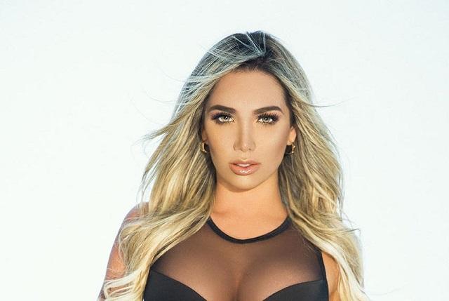 Daniela Gutiérrez, de Niña Bonita a exitosa modelo