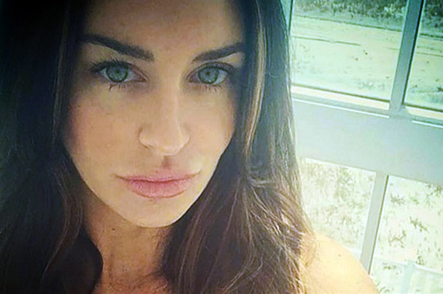 Encuentran muerta a ex modelo de Playboy Christina Carlin-Kraft