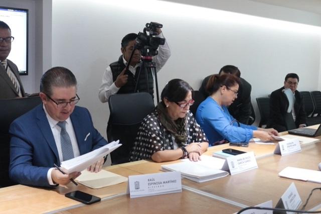 Diputados piden al gobierno modernizar carreteras de Tlachichuca