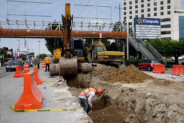 Modificarán Nodo Vial 475 para permitir paso de peatones