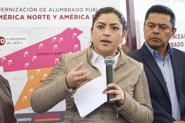 Niega Claudia Rivera haber operado a favor de Cárdenas