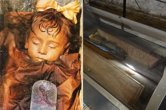 Conoce a Rosalía Lombardo, la 'momia más hermosa del mundo'