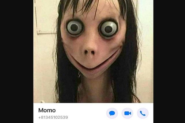 """""""Momo"""" y el reto viral que está aterrorizando en la red"""