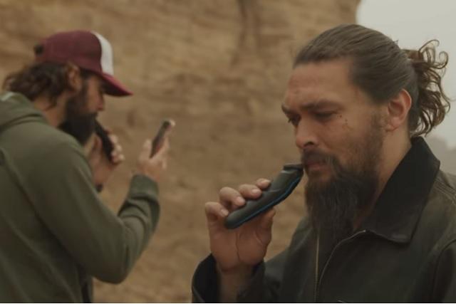 Actor de Aquaman dice adiós a la barba y causa sensación en redes