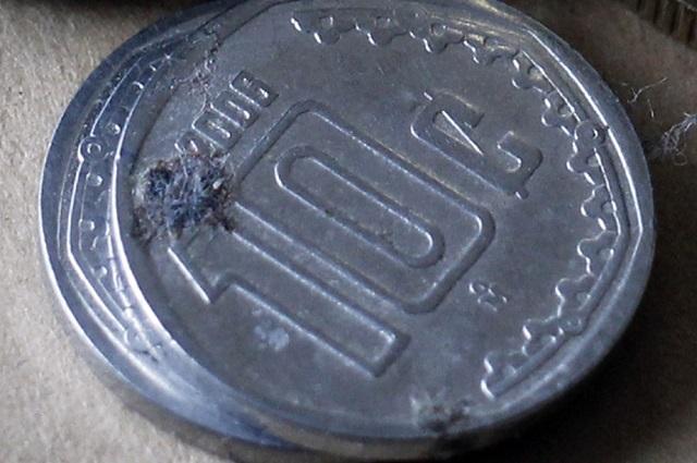 Moneda de 10 centavos se vende en internet en 42 mil pesos