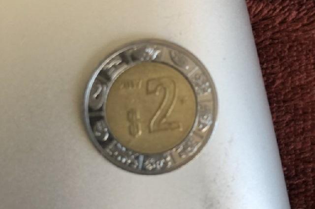 ¿Monedas de 2 pesos son falsas? Epigmenio Ibarra blanco de burlas