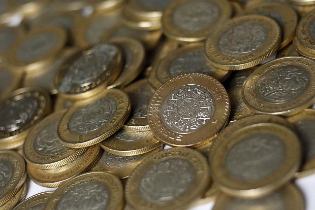 Lanzan reto de ahorrar unos 5 mil 200 pesos en monedas de 10 pesos