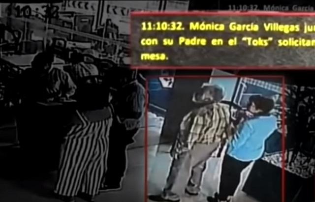 Difunden video de la captura de la dueña del colegio Rébsamen