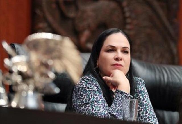 Mónica Fernández Balboa gana elección y será presidenta del Senado