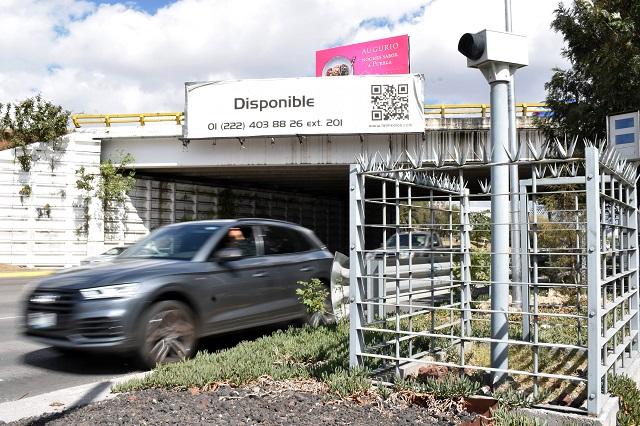 Pagará Puebla a Intecproof 17 mdp por cada 380 mil fotomultas