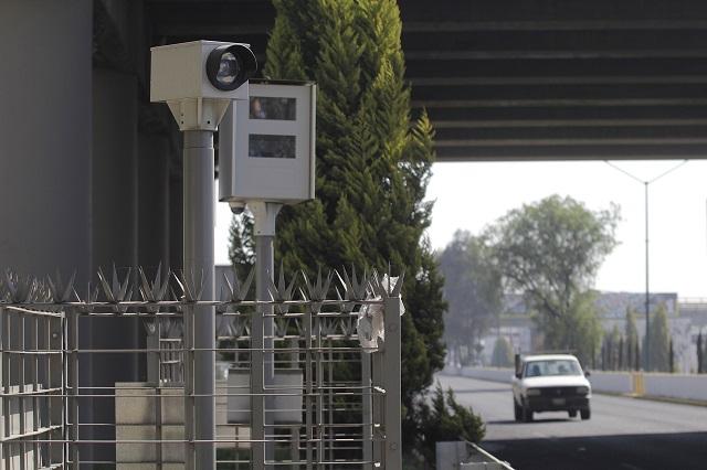 Para manejar fotomultas en Puebla sólo calificó una empresa