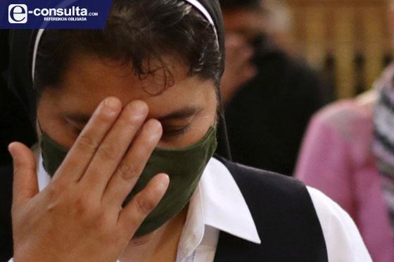 Monjas cuidaban a enfermos de Covid y se infectan en Puebla
