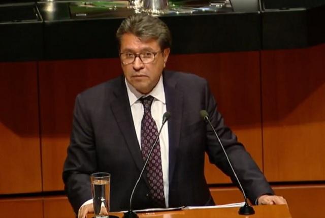 Monreal asegura que AMLO no dará línea en elección interna de Morena