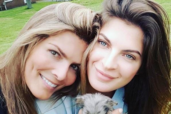 Montserrat Oliver dedica romántica felicitación a Yaya Kosikova
