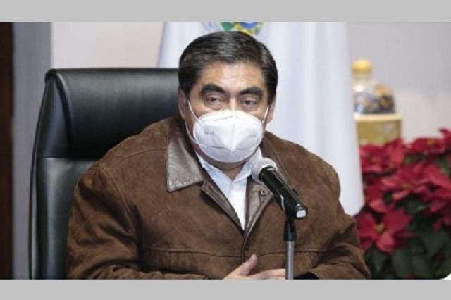 Un montaje, defensa de Juan Velásquez a la BUAP: Barbosa
