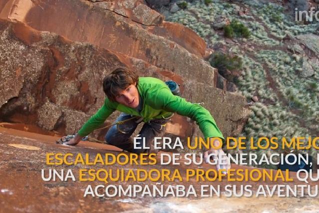 Montañista se suicida luego de que se novia muriera en una avalancha