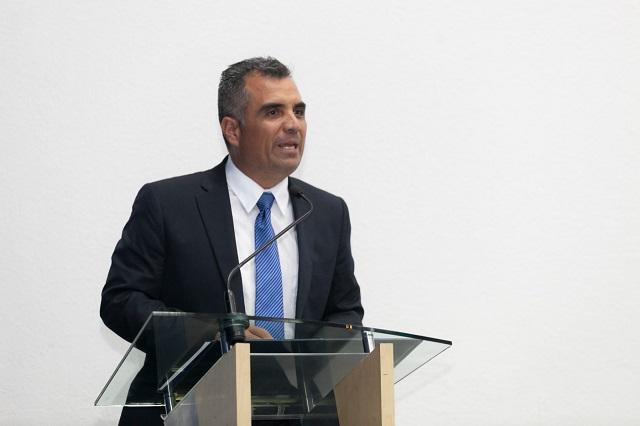 Presentan al nuevo Director General del Tec en Puebla