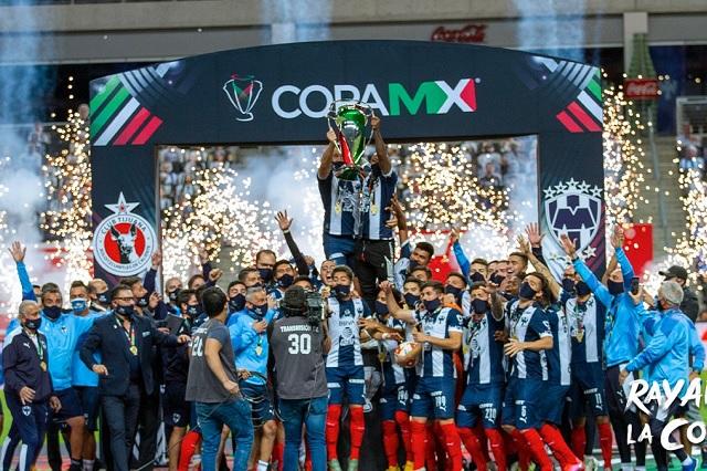 Campeones de todo: Monterrey consigue el triplete con victoria ante Xolos