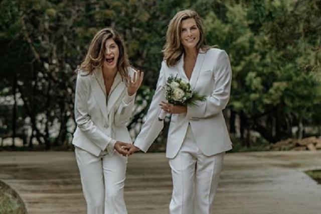 Montserrat Oliver revela por qué hizo pública su boda con Yaya Kosikova