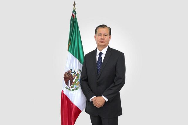 Nombra Barbosa a López Mora titular de CEASPUE
