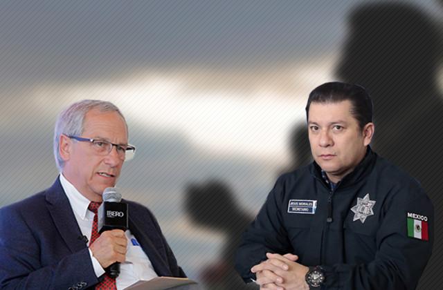 Gali sí combatió la delincuencia, le dice Jesús Morales a Cárdenas