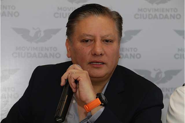 Dirigencia de Morales en MC es interina y de un año, aclaran