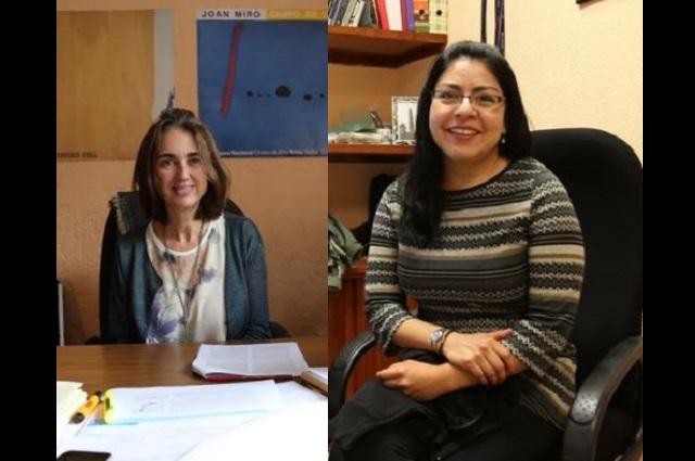 Doctoras del INAOE, ejemplo del trabajo científico de las mujeres