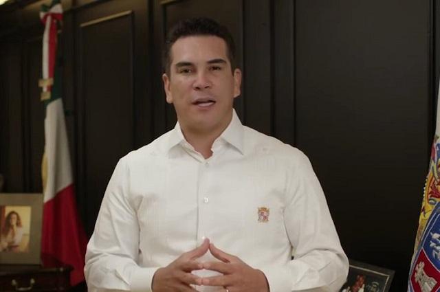 Moreno descarta impunidad a traidores si es presidente del PRI