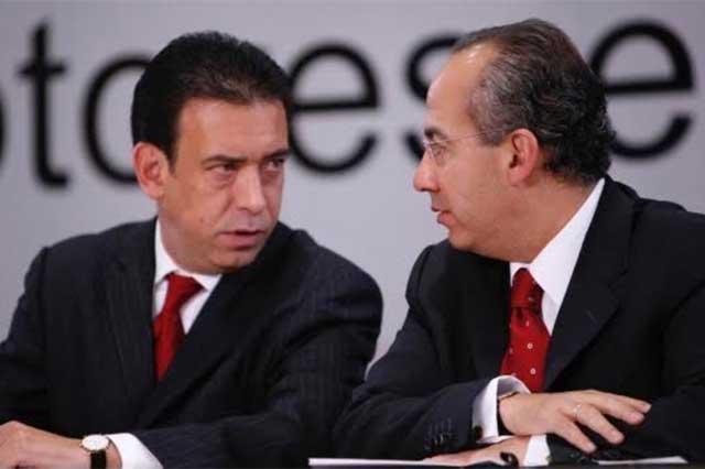 Moreira le revira a Calderón que en 2006 le robó la presidencia a AMLO