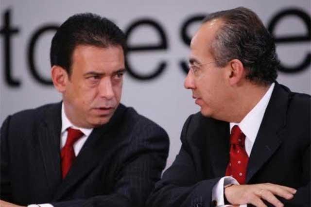 Moreira califica a Felipe Calderón de malandro, borracho y asesino