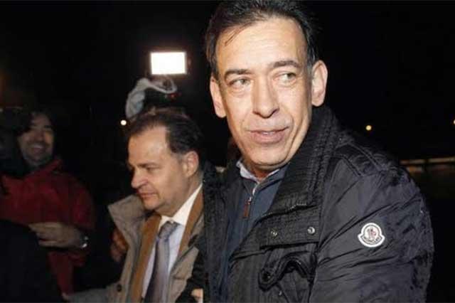 Moreira vuela de regreso a México y llegará a las 8 de la noche