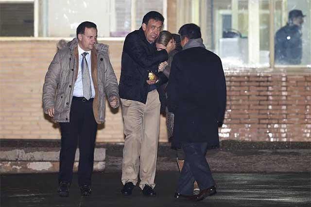 La embajada de México en España intentó liberar a Moreira