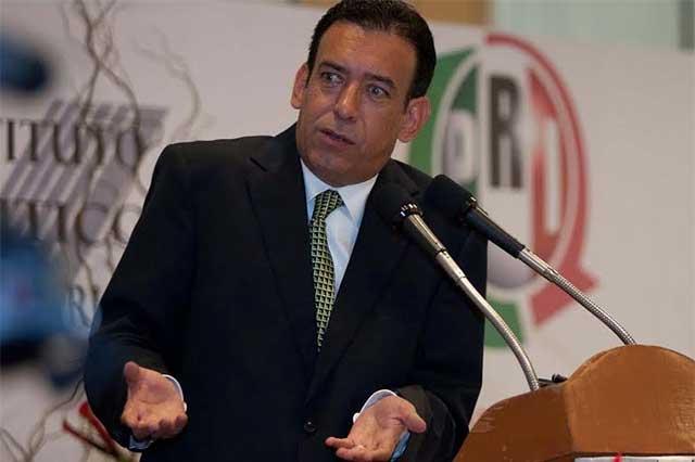 Moreira exige que Sergio Aguayo lo indemnice con 10 mdp por daño moral