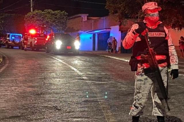 Ingresan a velorio y acribillan a jóvenes en Morelos; mueren 5