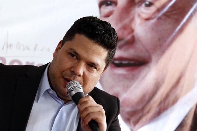 Rechaza dirigente de Morena buscar candidatura para el 2018