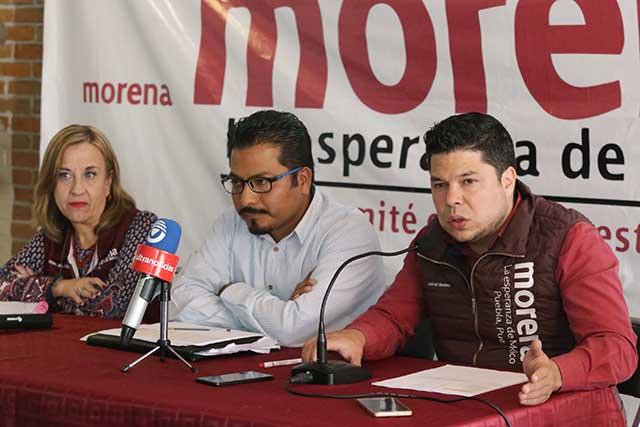 Pide Morena que RMV sea investigado por espionaje