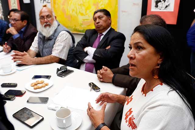 Una minoría, la que se opone en Morena a Barbosa: consejeros